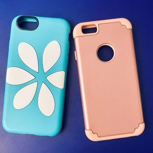 💕 Duo of iPhone 6/6s/7 Cases